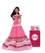 Mexican Barbie Is Documented; Comes with Passport