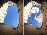 This Guy Takes Photos of Buildings and then Uses the Sky as HisCanvas