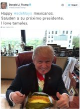 Mexicans Tweaked Trump's Taco Bowl; it Was a Thing of Beauty